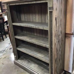 Rustic Empire Pecky Bookcase PH-13024
