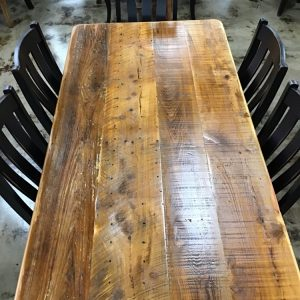 French Barnwood Table PH-12740